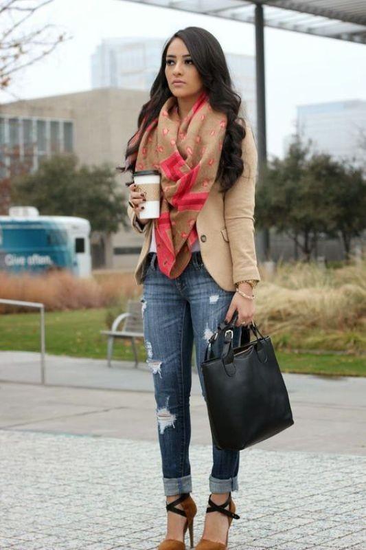 blazer-outfits-67 87+ Fresh Ways to Learn How to Wear a Blazer