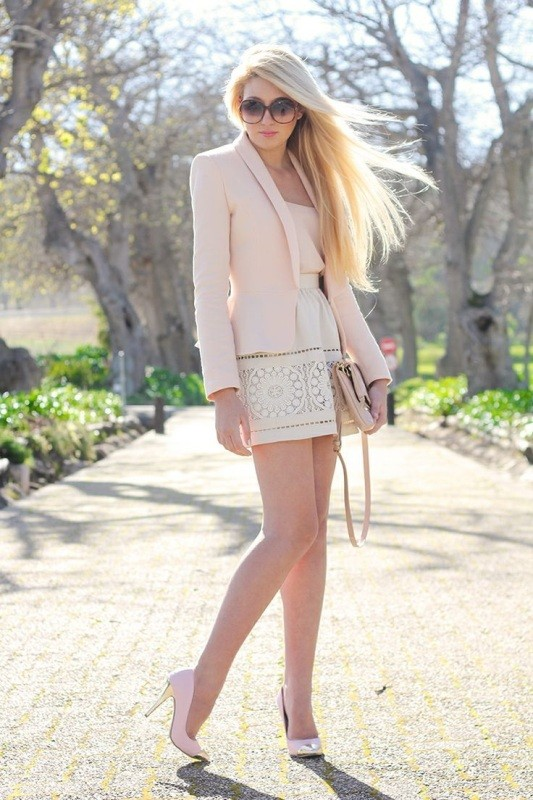 blazer-outfits-68 87+ Fresh Ways to Learn How to Wear a Blazer