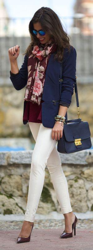blazer-outfits-7 87+ Fresh Ways to Learn How to Wear a Blazer