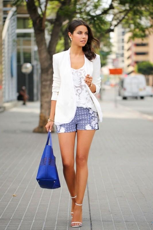 blazer-outfits-71 87+ Fresh Ways to Learn How to Wear a Blazer