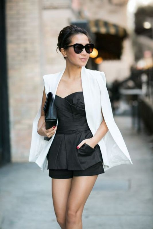 blazer-outfits-73 87+ Fresh Ways to Learn How to Wear a Blazer