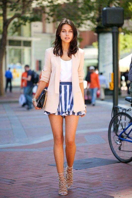 blazer-outfits-78 87+ Fresh Ways to Learn How to Wear a Blazer