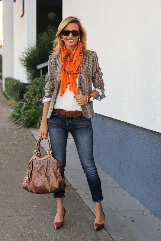 blazer-outfits-79 87+ Fresh Ways to Learn How to Wear a Blazer