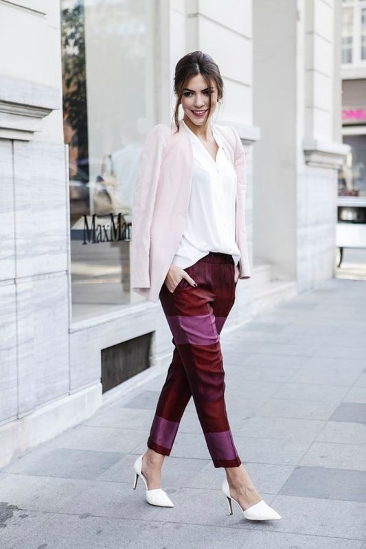 blazer-outfits-83 87+ Fresh Ways to Learn How to Wear a Blazer