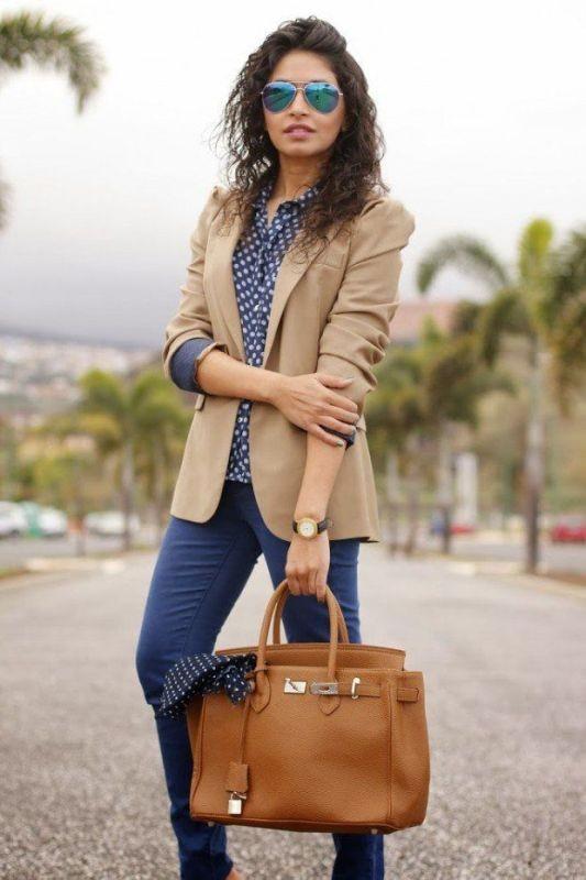blazer-outfits-84 87+ Fresh Ways to Learn How to Wear a Blazer