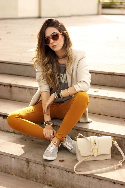 blazer-outfits-86 87+ Fresh Ways to Learn How to Wear a Blazer