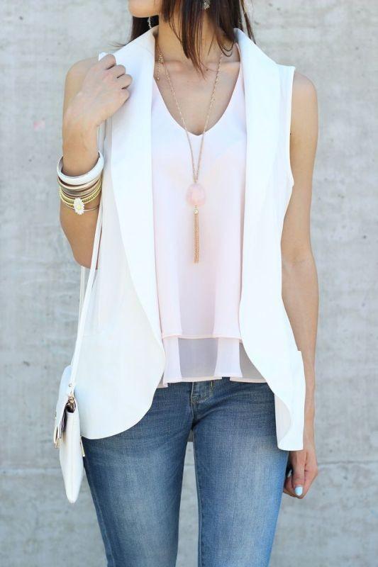 blazer-outfits-87 87+ Fresh Ways to Learn How to Wear a Blazer