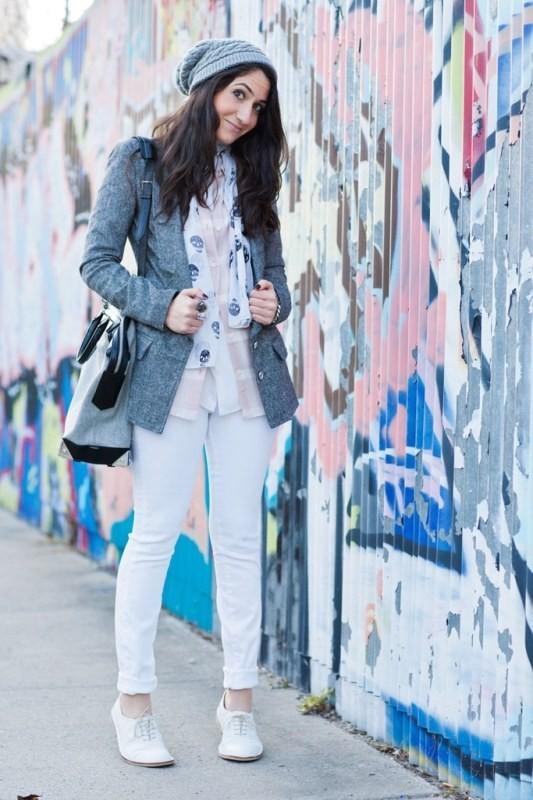 blazer-outfits-88 87+ Fresh Ways to Learn How to Wear a Blazer