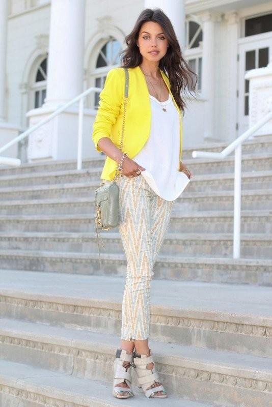 blazer-outfits-93 87+ Fresh Ways to Learn How to Wear a Blazer