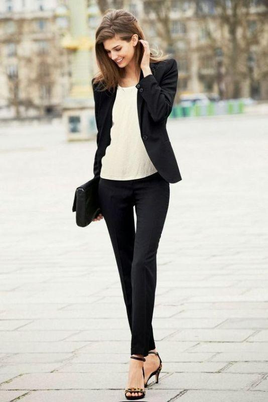 blazer-outfits-95 87+ Fresh Ways to Learn How to Wear a Blazer