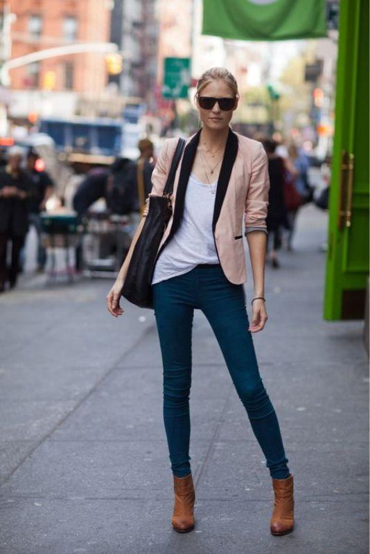blazer-outfits-98 87+ Fresh Ways to Learn How to Wear a Blazer