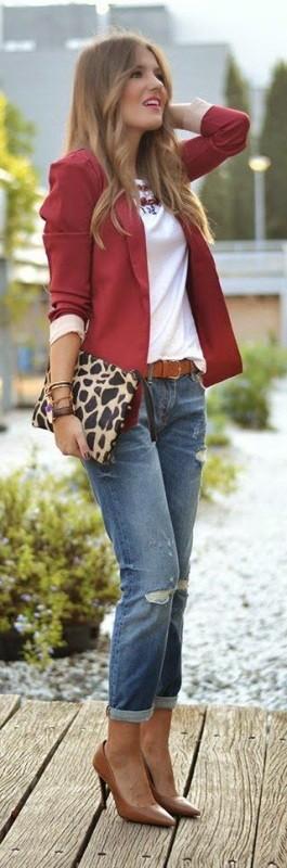 blazer-outfits 87+ Fresh Ways to Learn How to Wear a Blazer