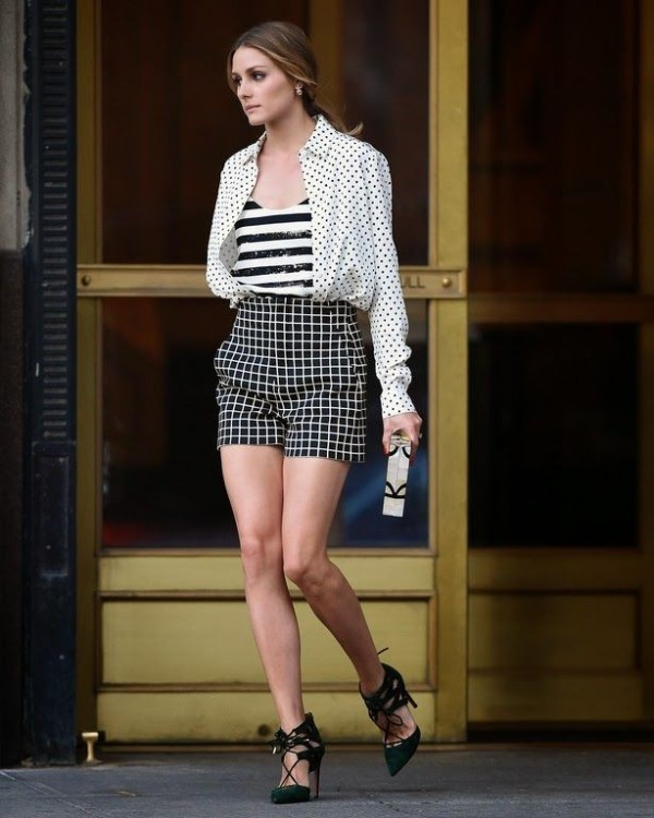 celebrities-in-striped-outfits-15 77+ Elegant Striped Outfit Ideas and Ways to Wear Stripes in 2018