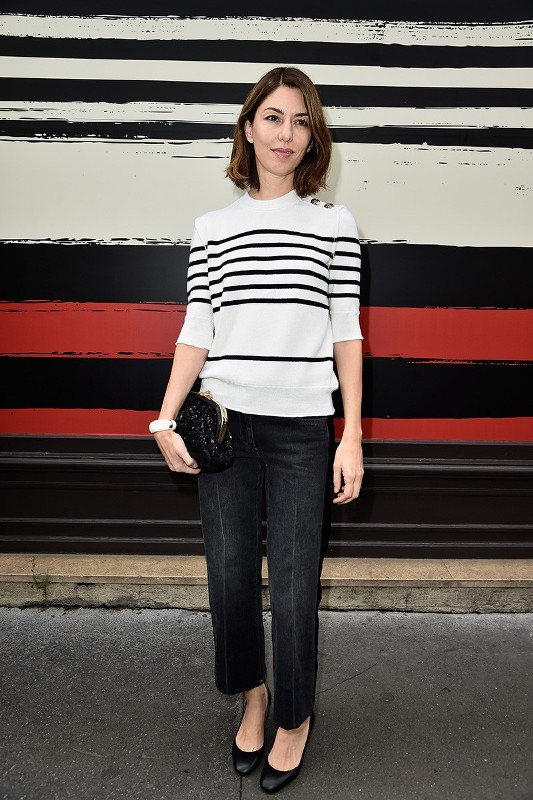 celebrities-in-striped-outfits-3 77+ Elegant Striped Outfit Ideas and Ways to Wear Stripes in 2018