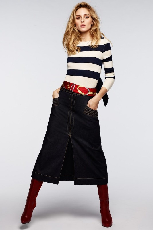celebrities-in-striped-outfits 77+ Elegant Striped Outfit Ideas and Ways to Wear Stripes