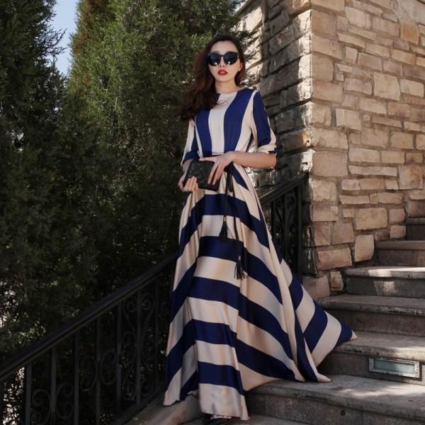 chevron-stripes-13 77+ Elegant Striped Outfit Ideas and Ways to Wear Stripes