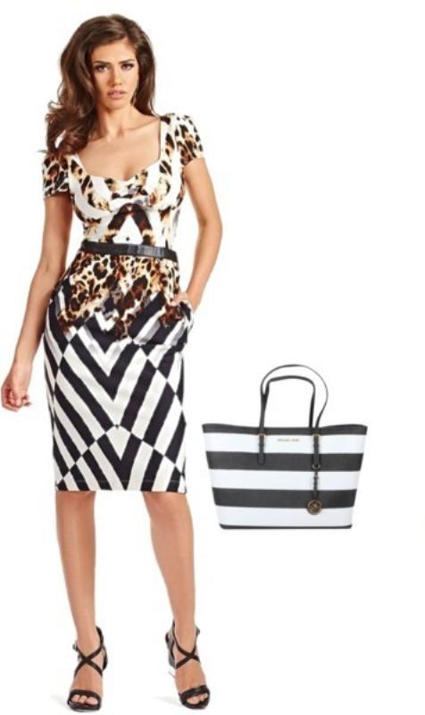 chevron-stripes 77+ Elegant Striped Outfit Ideas and Ways to Wear Stripes
