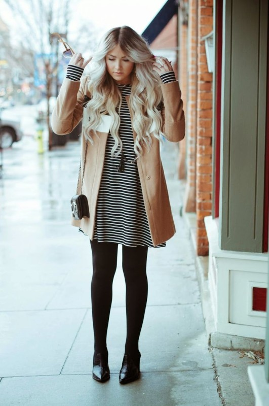 classic-stripes-12 77+ Elegant Striped Outfit Ideas and Ways to Wear Stripes in 2018