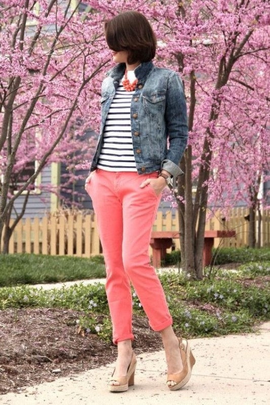 classic-stripes-22 77+ Elegant Striped Outfit Ideas and Ways to Wear Stripes in 2018