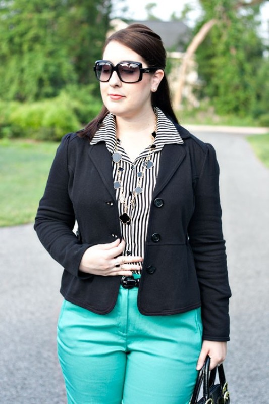 classic-stripes-23 77+ Elegant Striped Outfit Ideas and Ways to Wear Stripes