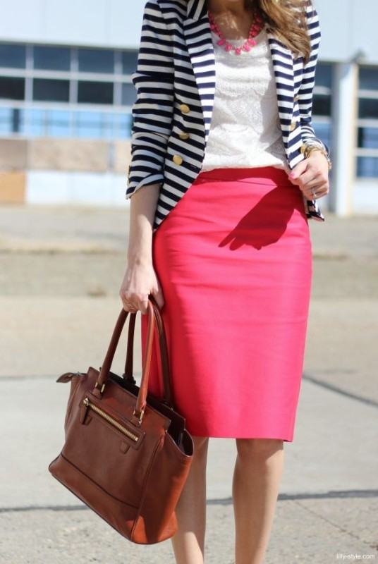 classic-stripes-28 77+ Elegant Striped Outfit Ideas and Ways to Wear Stripes