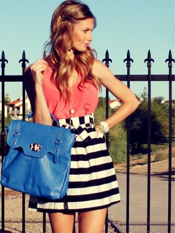 classic-stripes-31 77+ Elegant Striped Outfit Ideas and Ways to Wear Stripes