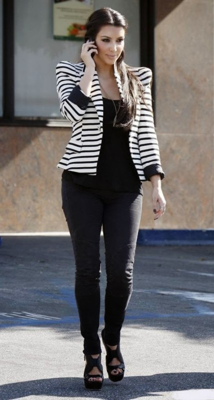 classic-stripes-4 77+ Elegant Striped Outfit Ideas and Ways to Wear Stripes