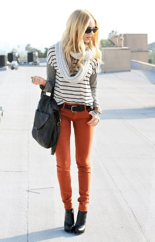classic-stripes-7 77+ Elegant Striped Outfit Ideas and Ways to Wear Stripes in 2018