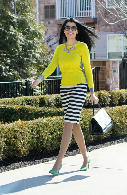 classic-stripes-9 77+ Elegant Striped Outfit Ideas and Ways to Wear Stripes in 2017