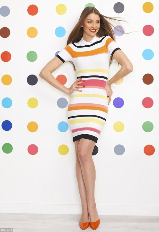 colorful-stripes-22 77+ Elegant Striped Outfit Ideas and Ways to Wear Stripes