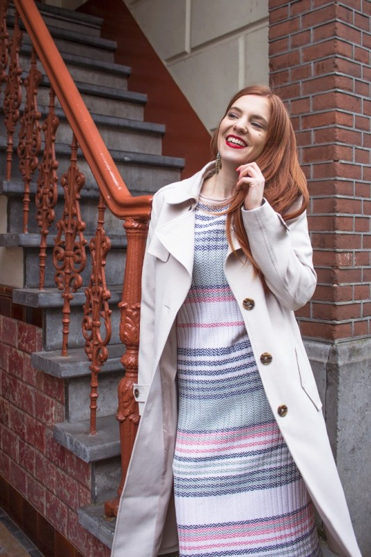 colorful-stripes-8 77+ Elegant Striped Outfit Ideas and Ways to Wear Stripes