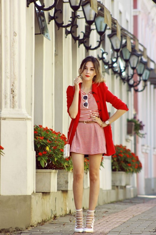 completely-striped-outfits-12 77+ Elegant Striped Outfit Ideas and Ways to Wear Stripes