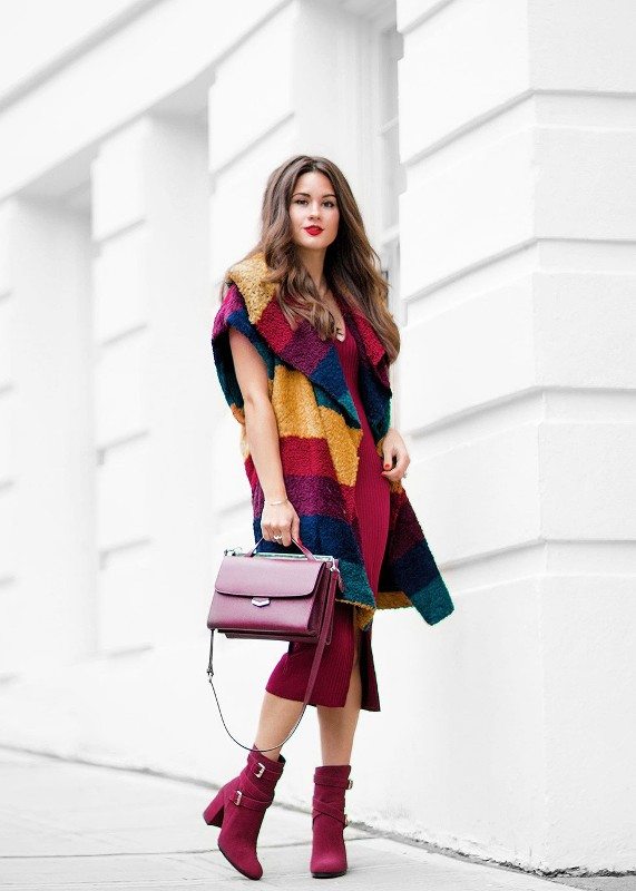 completely-striped-outfits-17 77+ Elegant Striped Outfit Ideas and Ways to Wear Stripes