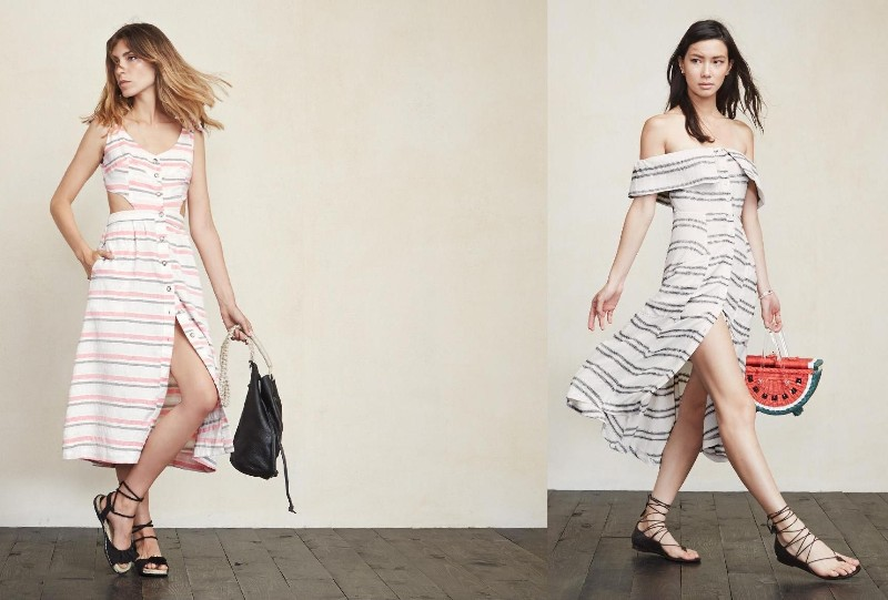 completely-striped-outfits-23 77+ Elegant Striped Outfit Ideas and Ways to Wear Stripes