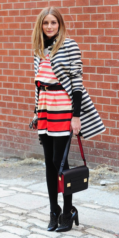 completely-striped-outfits 77+ Elegant Striped Outfit Ideas and Ways to Wear Stripes in 2017