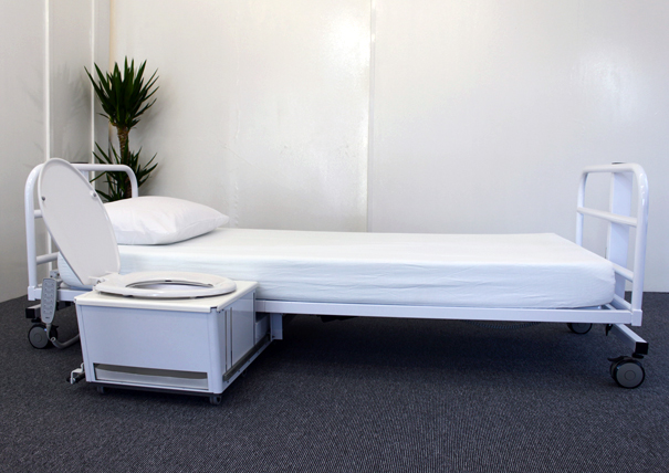 dignitybed01 12 Unusual and Innovative Beds Ever