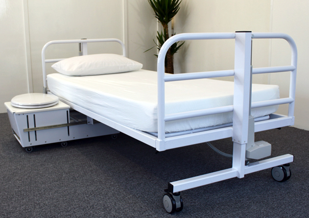 dignitybed02 12 Unusual Beds That are Innovative