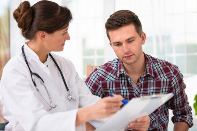 doktor-i-pacijent-675x450 6 Main Effective Alcohol Addiction Therapy Methods