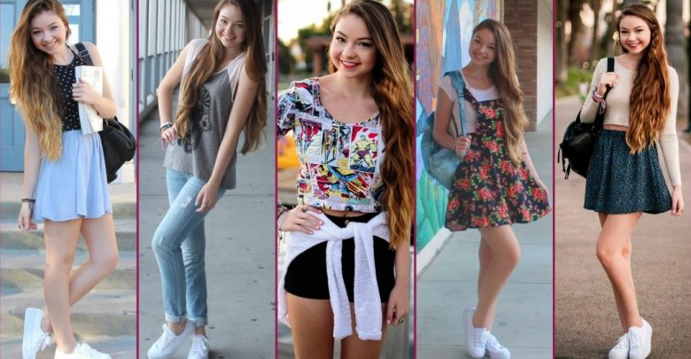 Photo of 10 Stylish Spring Outfit Ideas for School