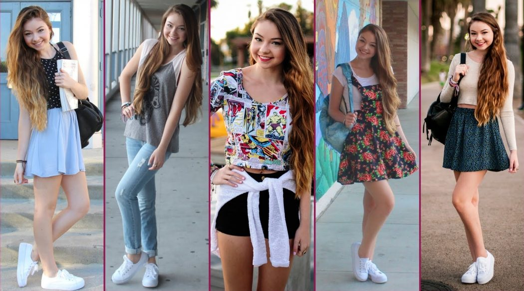 10 Stylish Spring Outfit Ideas For School Pouted Com