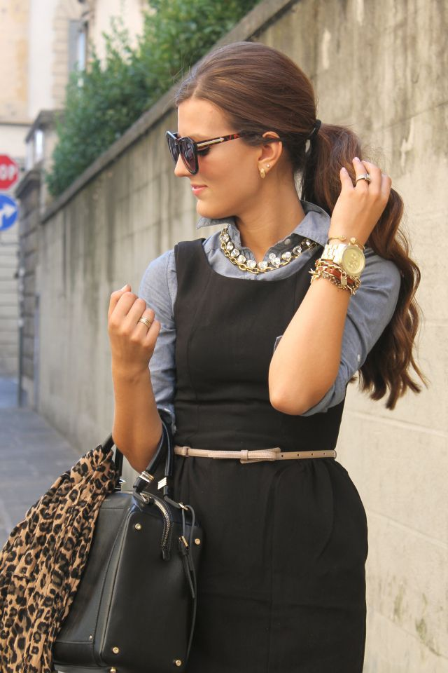 early-fall-layers-1 15+ Elegant Working Ladies Spring Outfit Ideas in 2020