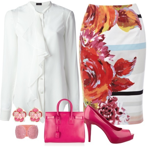 floral-outfits-109 84+ Breathtaking Floral Outfit Ideas for All Seasons 2018