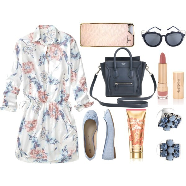 floral-outfits-113 84+ Breathtaking Floral Outfit Ideas for All Seasons 2018
