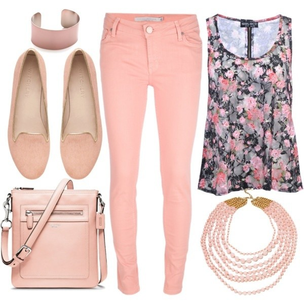 floral-outfits-116 84+ Breathtaking Floral Outfit Ideas for All Seasons 2018
