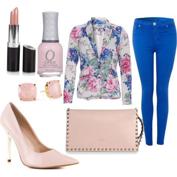 floral-outfits-119 84+ Breathtaking Floral Outfit Ideas for All Seasons 2018