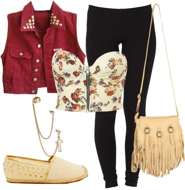 floral-outfits-124 84+ Breathtaking Floral Outfit Ideas for All Seasons