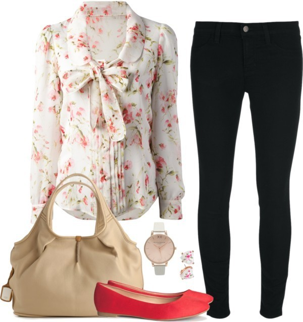 floral-outfits-125 84+ Breathtaking Floral Outfit Ideas for All Seasons