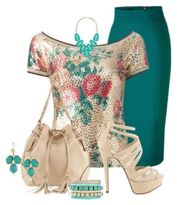 floral-outfits-130 84+ Breathtaking Floral Outfit Ideas for All Seasons 2018