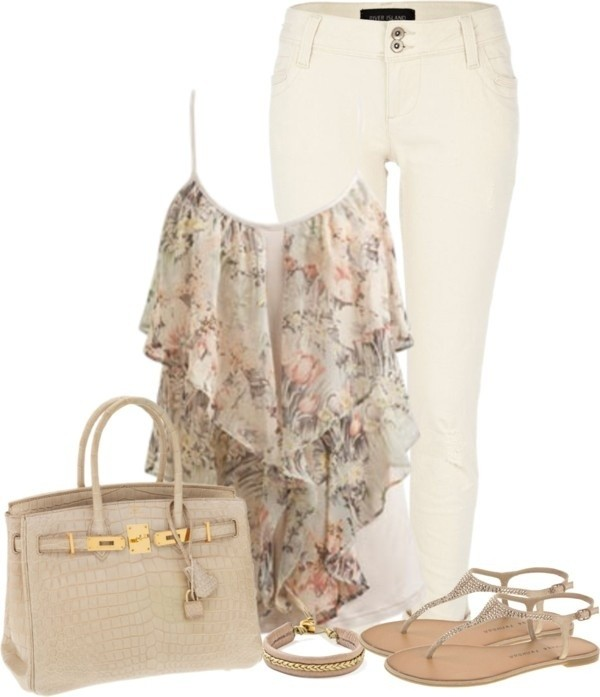 floral-outfits-131 84+ Breathtaking Floral Outfit Ideas for All Seasons 2018