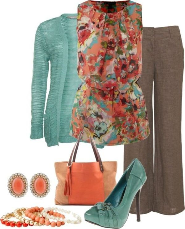floral-outfits-135 84+ Breathtaking Floral Outfit Ideas for All Seasons 2018